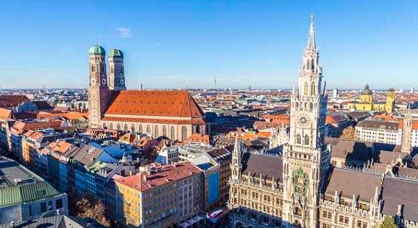 Hotels In München Günstig Buchen Its