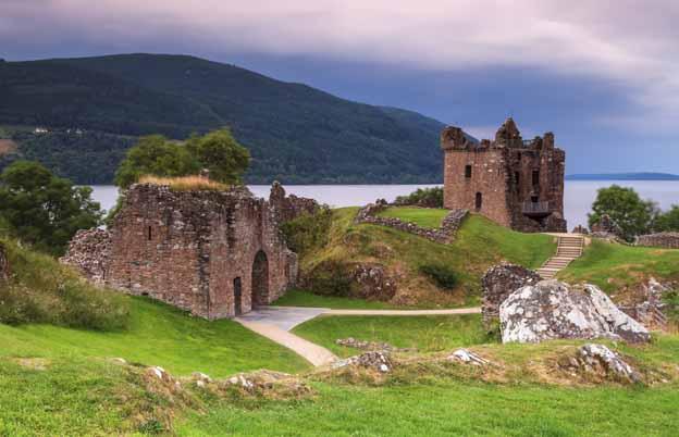 Urlaub Schottland Günstig Buchen Its