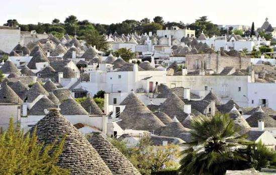 Hotels Alberobello
