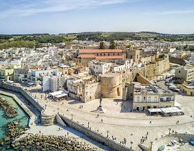 Hotels in Otranto