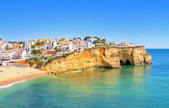 Hotels in Carvoeiro