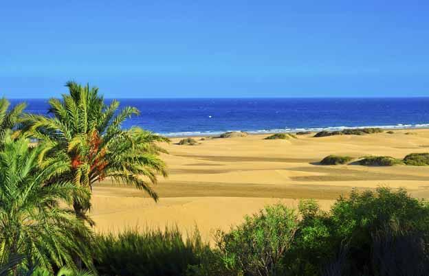 Urlaub Gran Canaria Gunstig Buchen Its