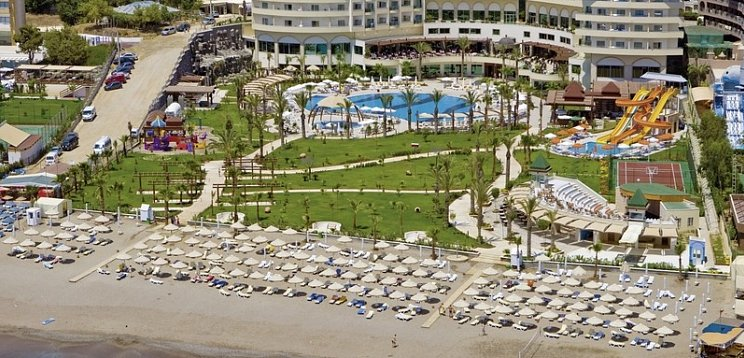Saphir Resort & Spa Hotel