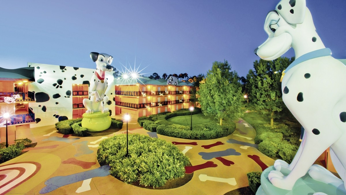 Disney`s All Star Movies Resort