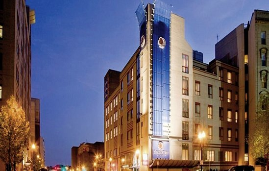 Doubletree by Hilton Boston Downtown