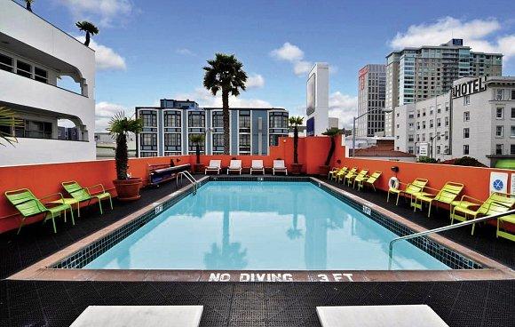 Hotel Metropolis San Francisco Bewertung