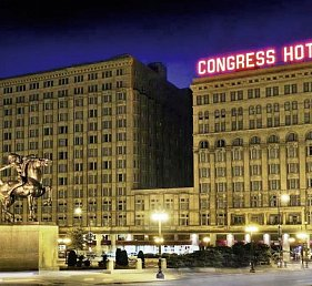 The Congress Plaza