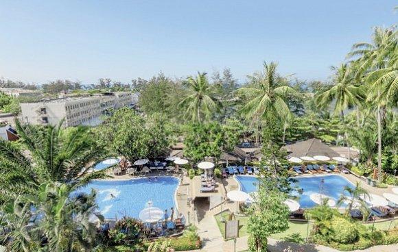 Hotels Karon Beach  Sterne