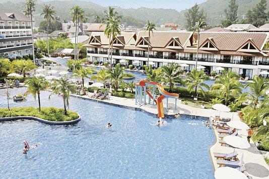 Aida Phuket Hotel Baden