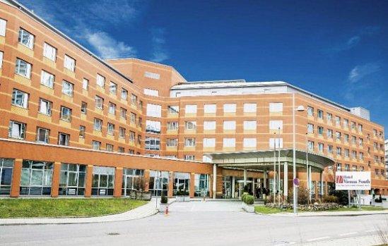 Hotel Lucia In Wien