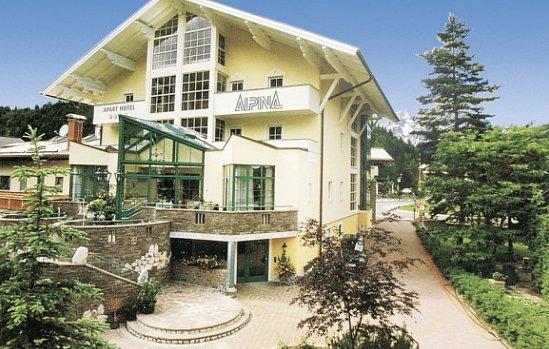 FeWo Appartementanlage Alpina & Nebenhäuser