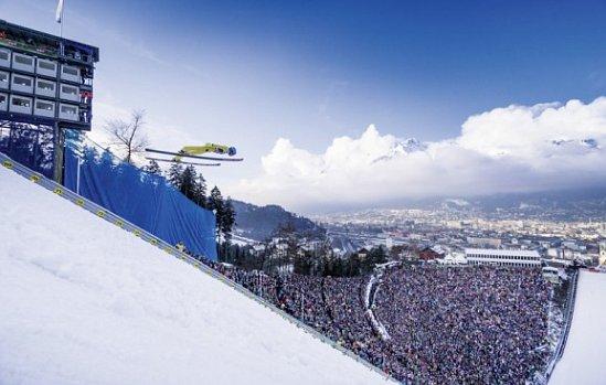 Ibis Innsbruck inklusive Skispringen