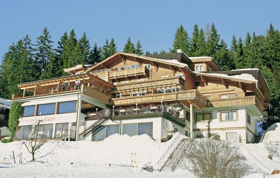 Das Frieden Alpine Panorama Hotel