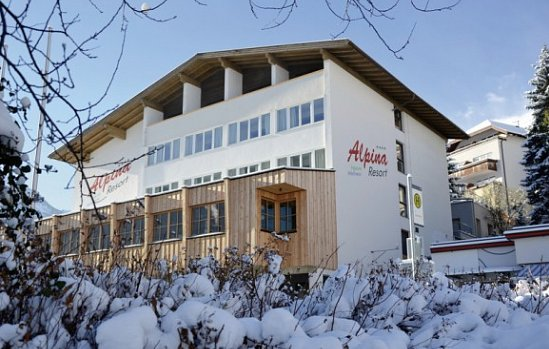 Alpina Resort Nature und Wellness