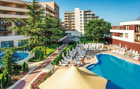 Grand Hotel Spa Resort Primoretz Burgas Gunstig Buchen Its
