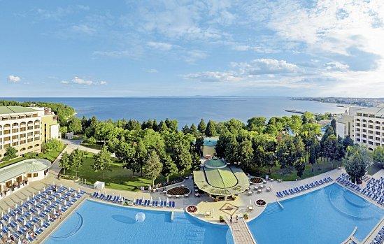 Bulgarien Hotel Sol Nessebar Palace Gunstig