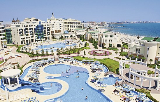Bulgarien Hotel Sunset Resort