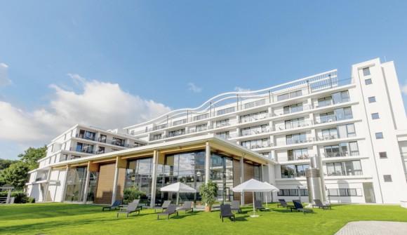 FeWo Carat Residenz Apartmenthaus