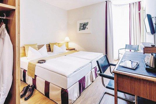 Mercure Hotel Berlin Zentrum Berlin Gunstig Buchen Its
