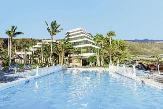 Hotel appartements sol la palma puerto naos g nstig buchen its - Sol la palma puerto naos ...