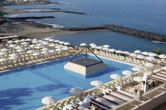 Hotel Iberostar Bouganville Playa Teneriffa Bewertung
