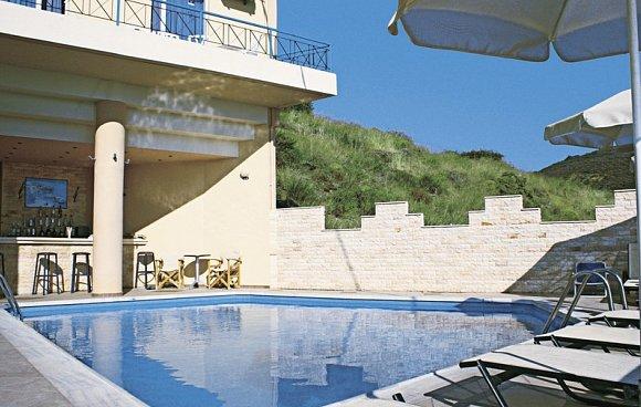 Hotel Athina Bali Kreta Bewertung