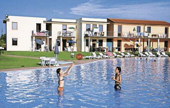 FeWo SUNSHINE KIDS Resort Residence Gasparina Village