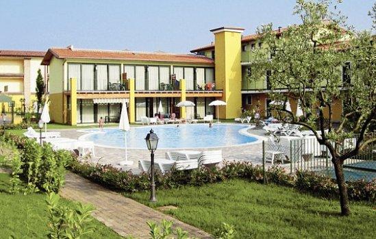 Sterne Hotel Le Terrazze Sul Lago In Padenghe Sul Garda