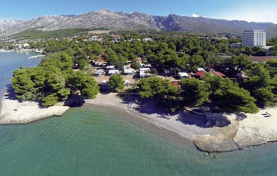 Bluesun Alan Resort - Bluesun Camp Paklenica