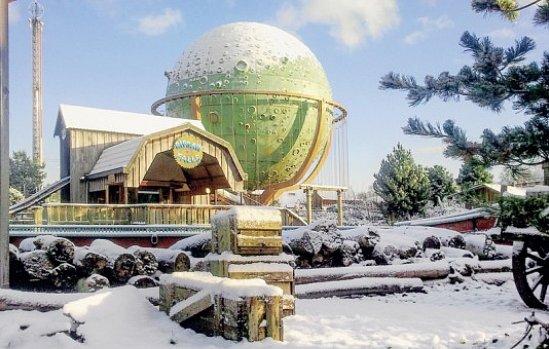 FeWo Freizeit- & Ferienpark Slagharen