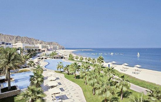 The Radisson Blu Resort Fujairah