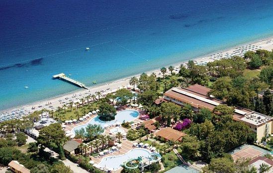 Alba Resort Çolakli günstig buchen | ITS