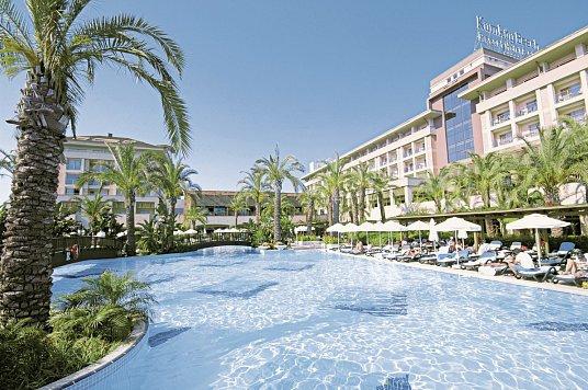 Sunis Kumkoy Beach Resort Hotel Spa Kumkoy Gunstig Buchen Its