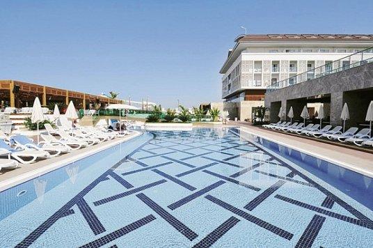 Trendy hotels verbena beach evrenseki g nstig buchen its for Trendy hotel