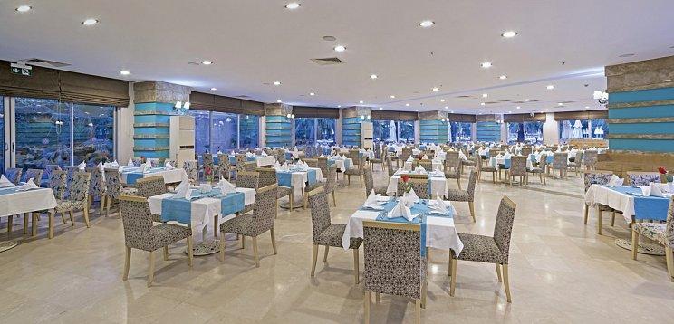 Side Lilyum Hotel & Spa Side günstig buchen | ITS
