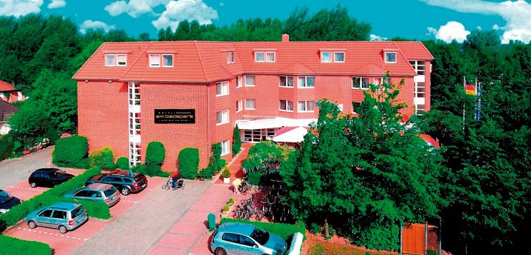 Nord-West Hotel Am Badepark
