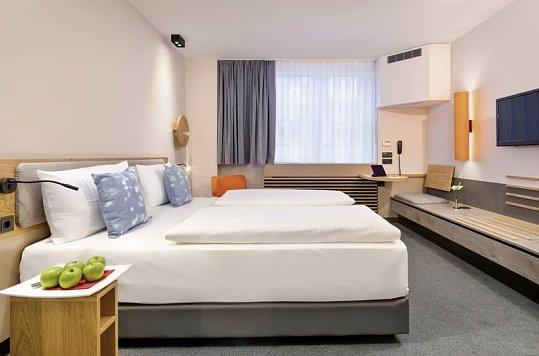 Fleming S Express Hotel Frankfurt Frankfurt Gunstig Buchen Its