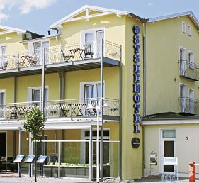 COOEE Ostseehotel Baabe Family & Spa