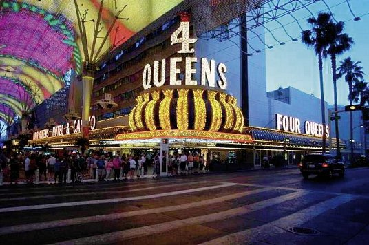 Four Queens Hotel Casino Las Vegas Gunstig Buchen Its