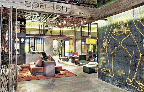 Bangkok urlaub g nstig buchen its for Design hotel pauschalreise