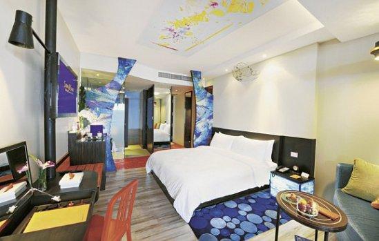 Urlaub pattaya g nstig buchen its for Design hotel pauschalreise