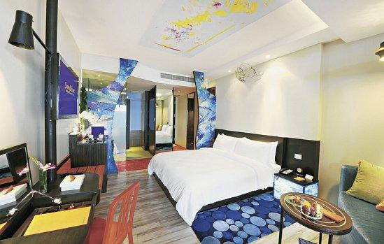 Pattaya urlaub g nstig buchen its for Pauschalreise designhotel