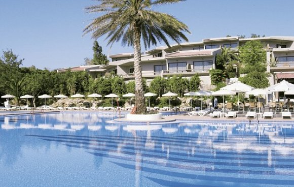 Hotel Cathrin Faliraki Bewertung