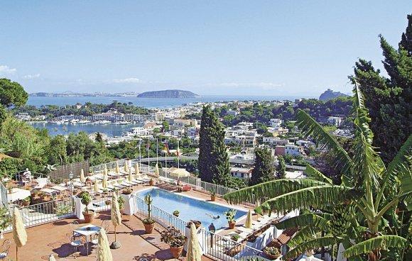 Italien Ischia Hotel Albatros