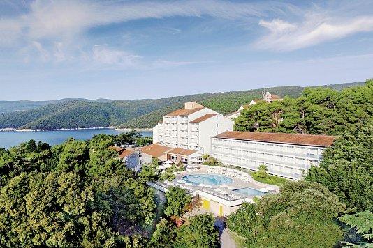 Miramar Allegro Sunny Hotel By Valamar Rabac Gunstig Buchen Its