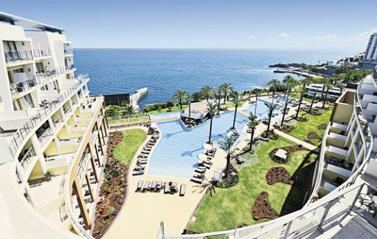 Pestana Promenade Premium Ocean & Spa Resort