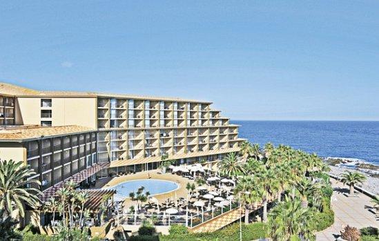 Urlaub madeira g nstig buchen its for Design hotel pauschalreise