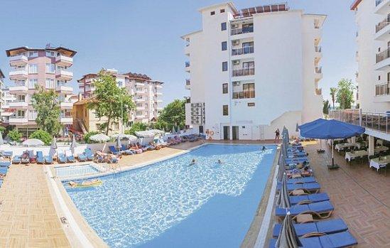 Eftalia Aytur Hotel Alanya Bewertung