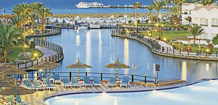 Dana Beach Resort Hurghada Gunstig Buchen Its