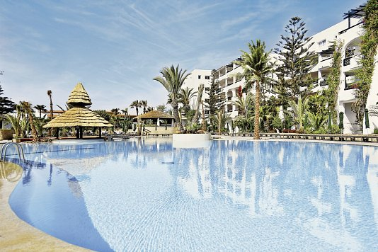 Riu Tikida Beach Agadir Gunstig Buchen Its